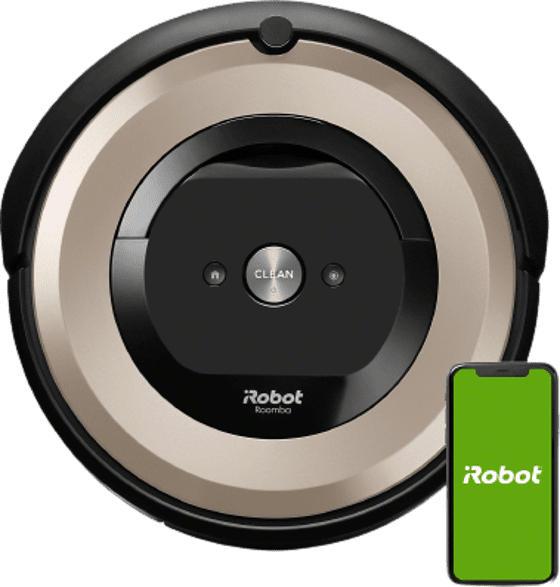 Saugroboter Roomba e619840 (App-Steuerbar)