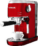 MediaMarkt Design Espresso Piccolo Rot 42719