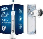 MediaMarkt Elektrische Zahnbürste Genius 8500 Silver Design Edition mit Reiseetui