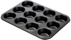 Muffinblech mit Antihaftbeschichtung, ca. 35x27x3cm