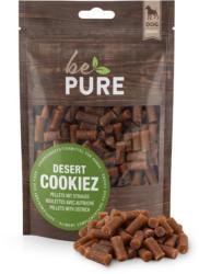 bePure Friandises pour chiens Desert Cookiez Autruche 150g