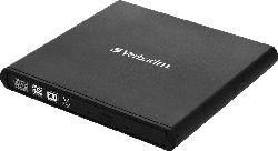 VERBATIM 98938 extern Slimline CD/DVD Brenner