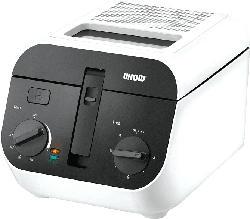 UNOLD 58625 Fritteuse  2000 Watt Weiß/Schwarz