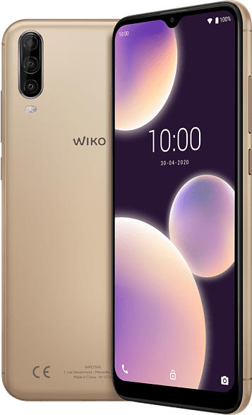 WIKO VIEW4 LITE 32 GB DEEP GOLD Dual SIM