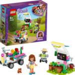 MediaMarkt LEGO 41425 Olivias Blumengarten Bausatz, Mehrfarbig
