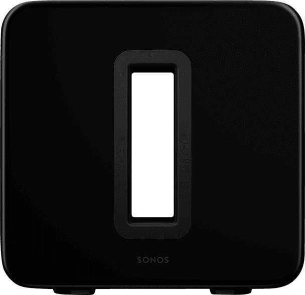 SONOS Sub (Gen3) - Subwoofer (App-steuerbar, b/g/n, Schwarz)