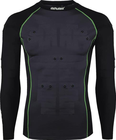 DIPULSE Shirt Kit Elektrische Muskelstimulation
