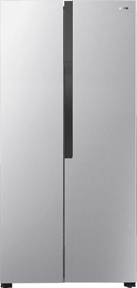 GORENJE NRS 8182 KX  Side by Side (311 kWh/Jahr, A++, 1777 mm hoch, Edelstahl-Look)