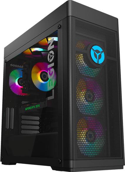 LENOVO Legion Tower 7i, Gaming PC mit Core™ i7 Prozessor, 32 GB RAM, 1 TB SSD, GeForce RTX 3070, 8 GB