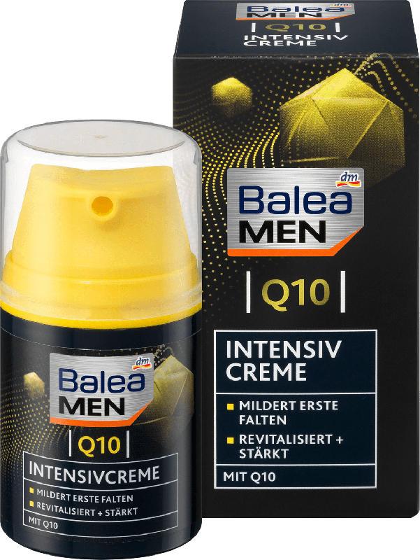 Balea MEN Tagespflege Q10 Intensivcreme