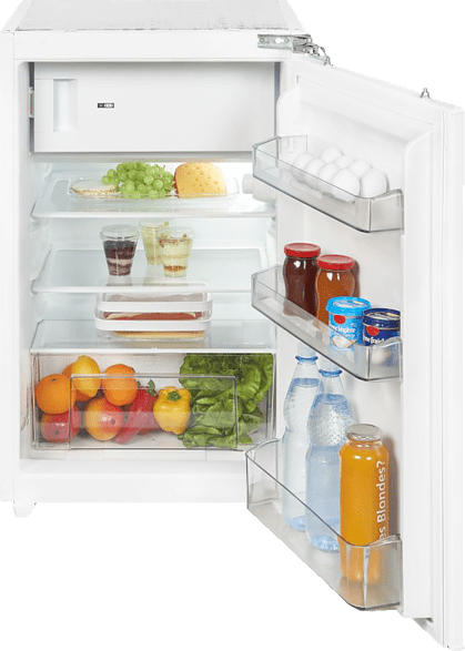 EXQUISIT EKS131-6FA++ Kühlschrank (A++, 143 kWh/Jahr, 875 mm hoch, Einbaugerät)