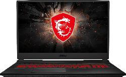 MSI GL75 10SFR LEOPARD, Gaming Notebook mit 17.3 Zoll Display, Core™ i7 Prozessor, 16 GB RAM, 512 GB SSD, GeForce RTX 2070, Schwarz