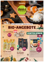 denn's Biomarkt Flugblatt gültig bis 5.1.