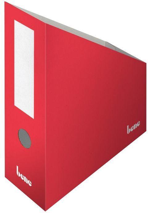 Bene Zeitschriftenkassette rot
