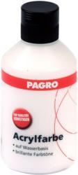 PAGRO Acryl-Farbe 250 ml weiß