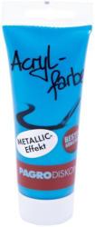 PAGRO Acryl-Farbe 100 ml metallic petrol