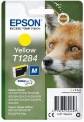 Epson Ink yell. T1284