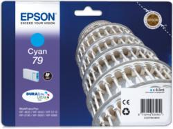 Epson DuraBrite Ultra Ink Nr.79 cyan