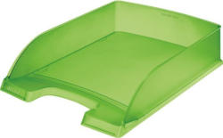 LEITZ Briefkorb A4 grün frost transparent