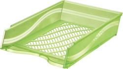 BENE Briefkorb A4 grün transparent