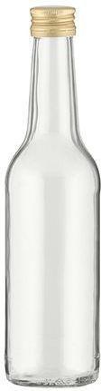 Glasflasche mit Schraubverschluss 330 ml 6 Stück