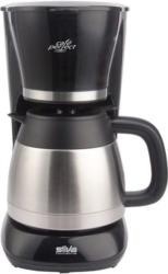 SILVA HOMELINE Kaffeemaschine 1 Liter schwarz