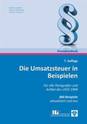 """DBV-VERLAG Fachbuch """"Die Umsatzsteuer in Beispielen"""""""