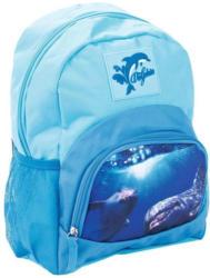 """Kinderrucksack """"Delfin"""" blau"""