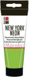 """MARABU Schwarzlichtfarbe """"New York Neon"""" 100 ml neongrün"""