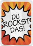 """Pagro WEDO Pocket Cleaner """"Du rockst das"""""""