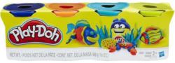 PLAY-DOH Spielknete-Set 4 Teile mehrere Farben