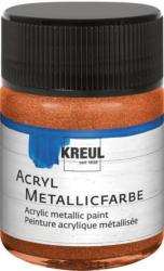 KREUL Acryl Metallicfarbe kupfer 50 ml