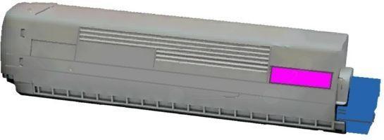 OKI Toner C822 mag.