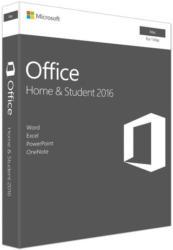 Microsoft Office Home & Student 2016 für 1 MAC Vollversion