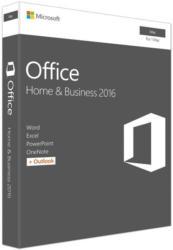 Microsoft Office Home & Business 2016 für 1 MAC Vollversion