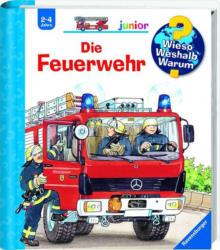 """RAVENSBURGER Kinderbuch """"Die Feuerwehr"""""""