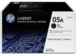 HP LJ Cartridge, Nr.05A black 1x2 2,3K