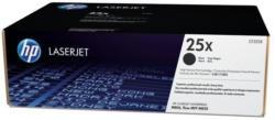 HP LJ Cartridge Nr.25X black