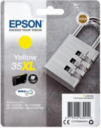 Epson DuraBrite Ultra Ink Nr.35XL yell.