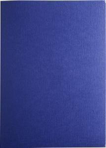 """EXACOMPTA Bewerbungsmappe """"Premium"""" 3 Teile blau"""