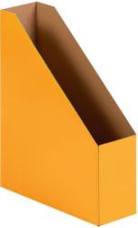 Stehsammler aus Karton A4 7 cm gelb