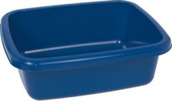 Plastikwanne 10 Liter eckig blau