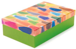 """Bastelbox """"Stifte"""" 32,5 x 21,5 x 9 cm bunt"""