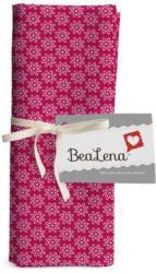 """HOTEX Baumwollstoff """"Blumen"""" 50 x 70 cm pink"""
