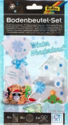 "FOLIA Cellobeutel ""Winter Wonderland"" 14,5 x 23,5 cm 10 Stück"