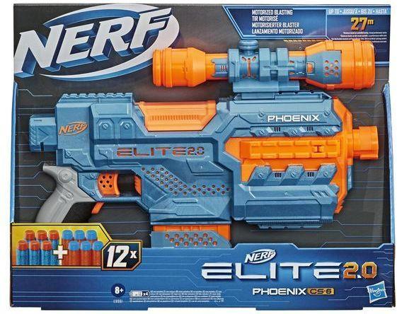 """NERF Spielzeugblaster """"Elite 2.0 Phoenix CS-6"""""""