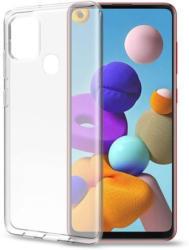 """CELLY Handycover """"Gelskin"""" für Samsung Galaxy A21S transparent"""