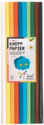 "FOLIA Krepppapier-Rollen ""Basic"" 50 x 200 cm 10 Stück mehrere Farben"