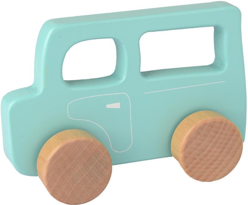 Holzauto zum Schieben (Nur online)