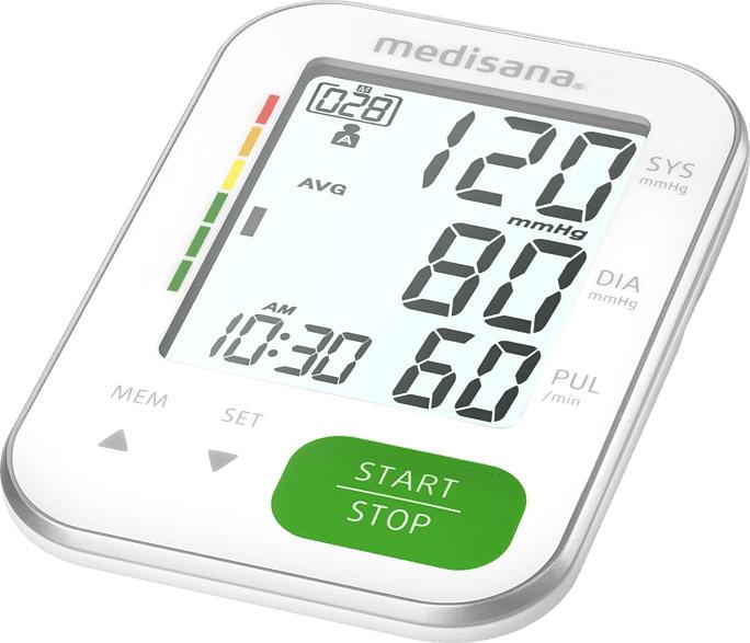 Oberarm-Blutdruckmessgerät BU 565